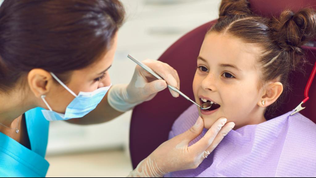 Pediatric Dentist in Camelback
